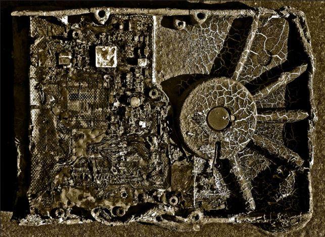 Consideraciones sobre la recuperación de discos duros dañados
