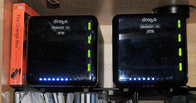 Cómo actualizar las unidades de almacenamiento sin perder los datos