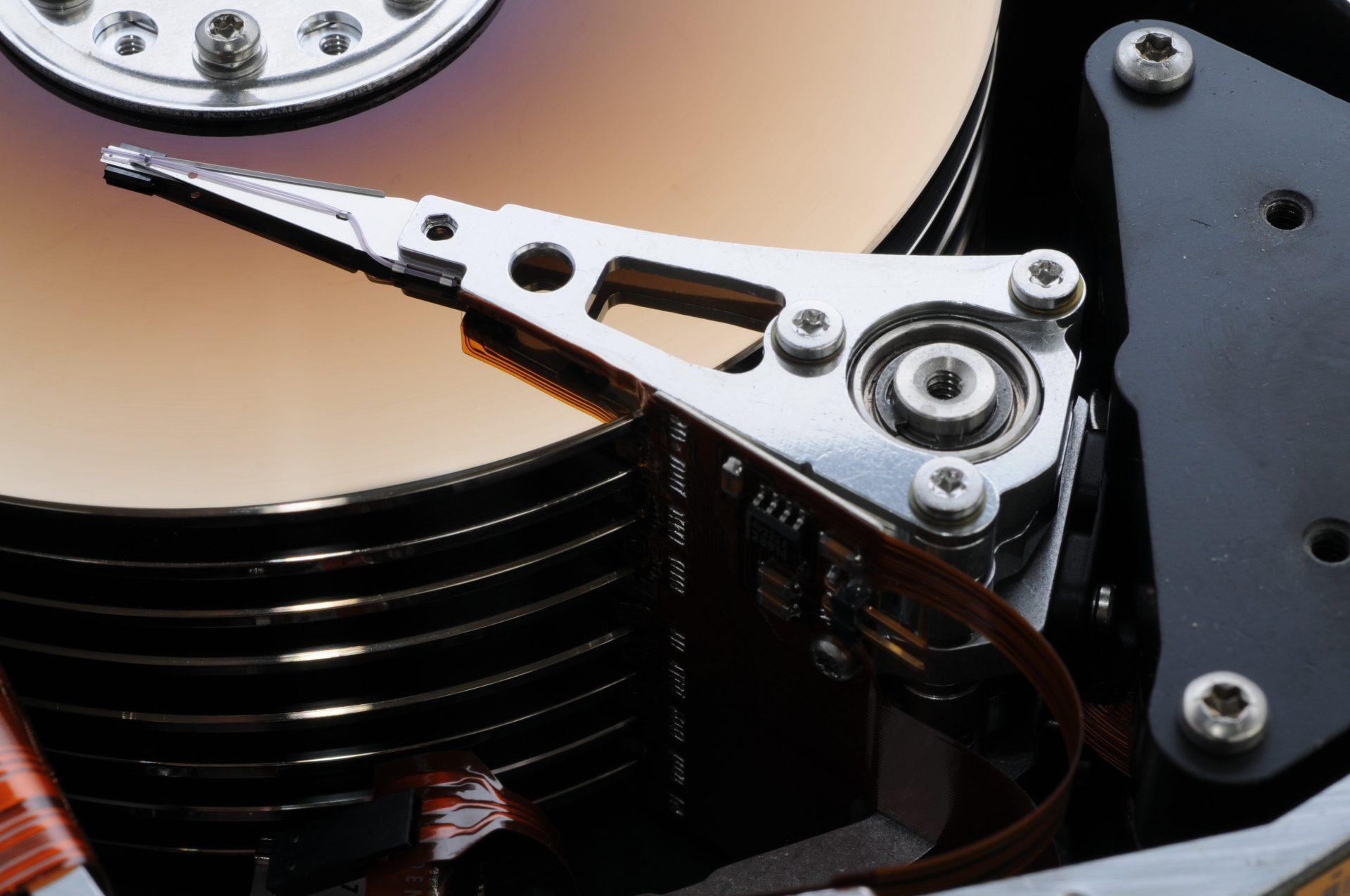 Serman supera el fallo de los discos duros Fujitsu MPG