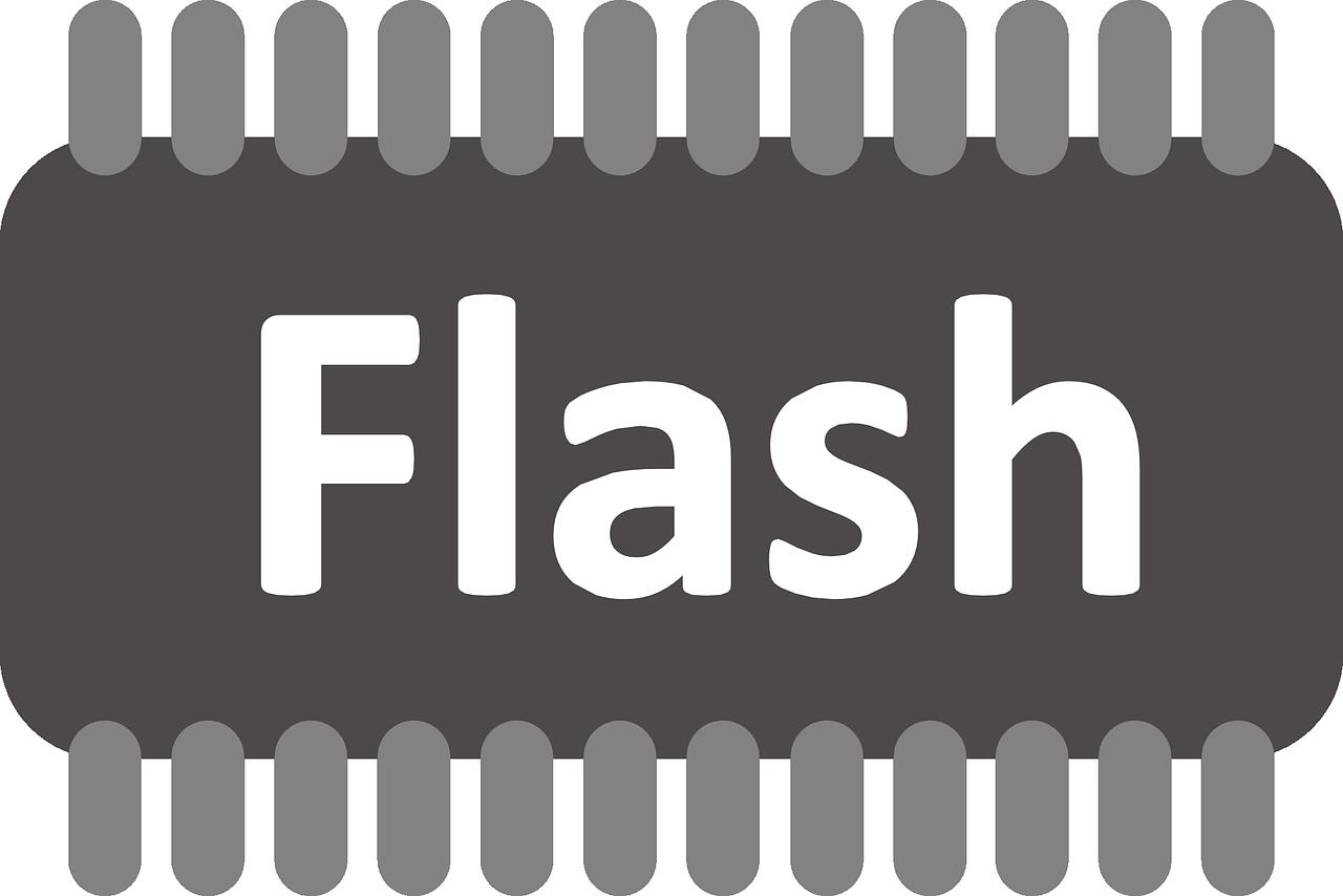 nueva tecnologia por capas de la memoria flash